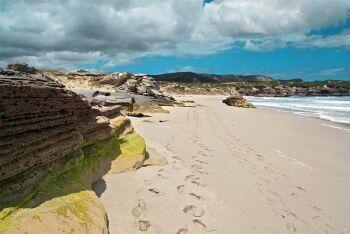 De Kelders beach, Whale Coast, Western Cape