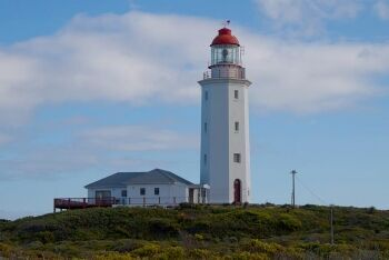 Danger Point Lighthouse, near Gansbaai